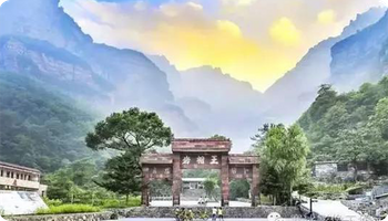 Wan to Reward yourself? a tour to Taihang mountain is a good choice