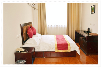 Between Mountain in Shansi character and style hotel single 198 Yuan/days (including breakfast)